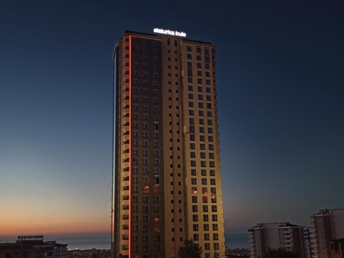 Samsun - Alaturka Kule
