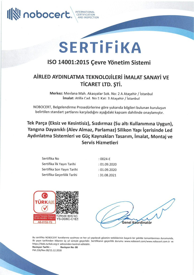 ISO 14001/20018