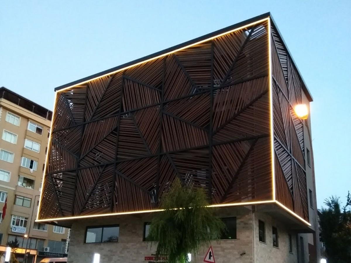 Zübeyde Hanım Eğ. ve Kül. Evi / Ataşehir